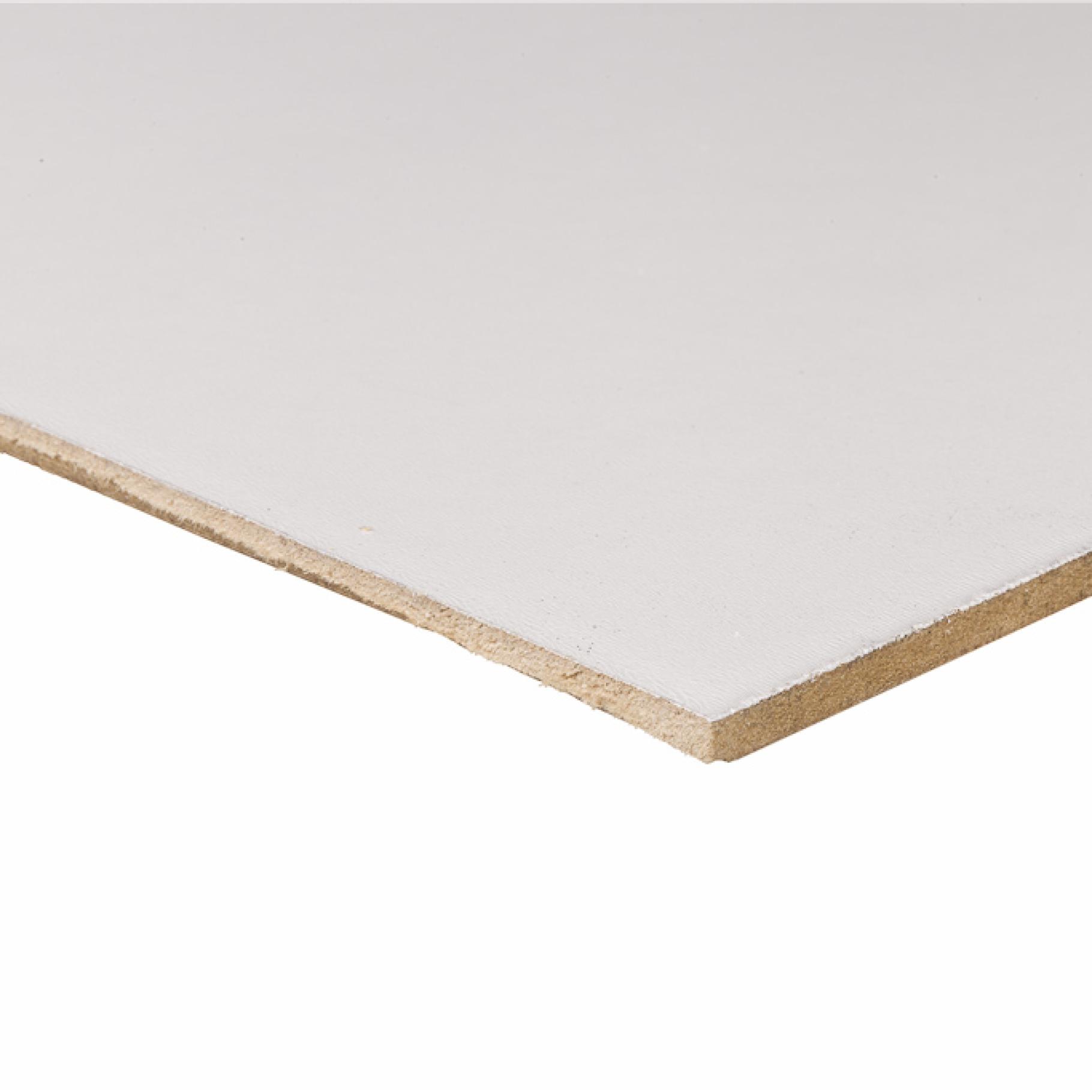 Relativ MDF - Platten, Lackline weiß | RogShop UP65